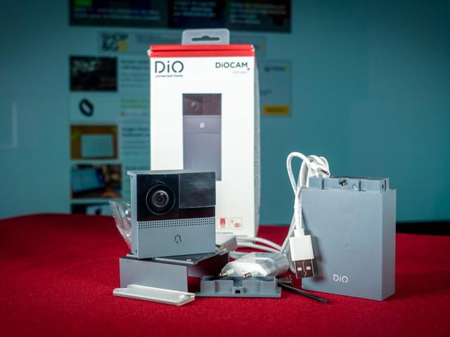 Test de la DiO Cam+, le visiophone connecté qui vous rend joignable partout dans le monde