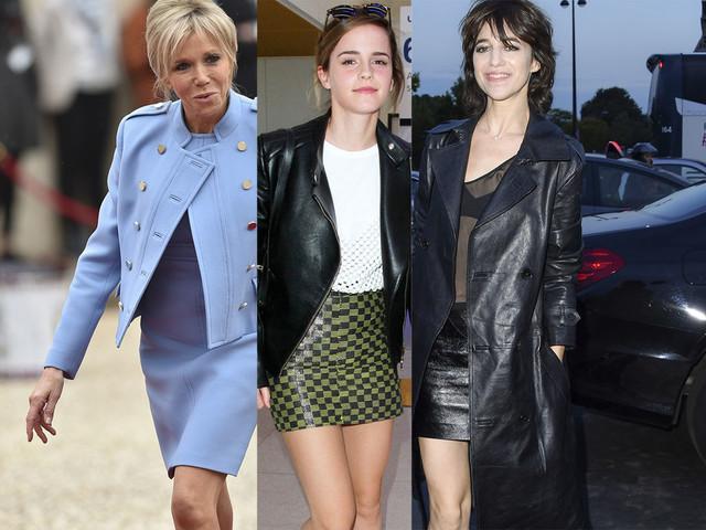 Tendance mode : je veux une minijupe comme Brigitte Macron... tous nos conseils !