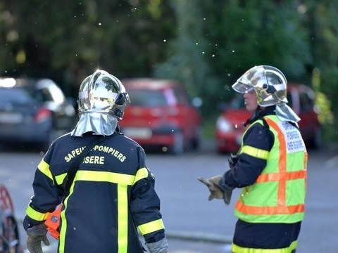 «Les pompiers volontaires craignent pour leur avenir», l'autre combat des soldats du feu