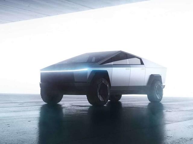 Bientôt un Tesla Cybertruck (2021) dans l'espace ?