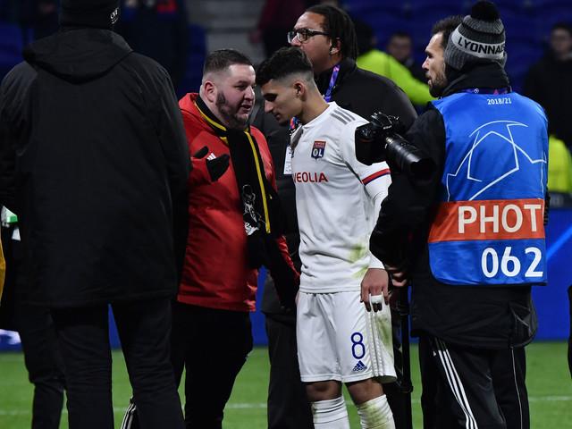 Lyon-Leipzig : des incidents entre joueurs et supporters lyonnais gâchent la qualification