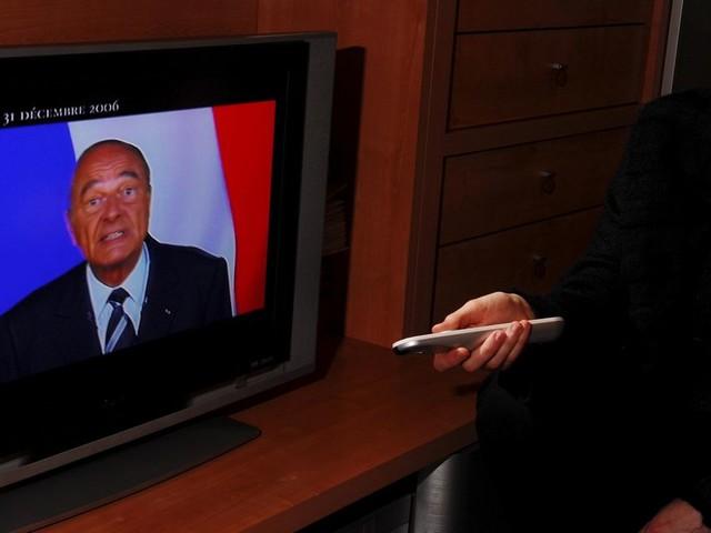 Avant les vœux de Macron, d'où ses prédécesseurs ont-ils adressé les leurs?