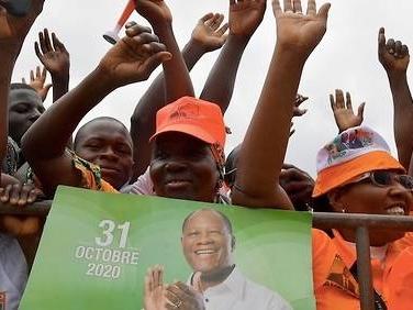 Côte d'Ivoire: le RHDP d'Alassane Ouattara en opération séduction