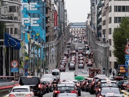 Les émissions de gaz à effet de serre en Belgique on stagné en 2018