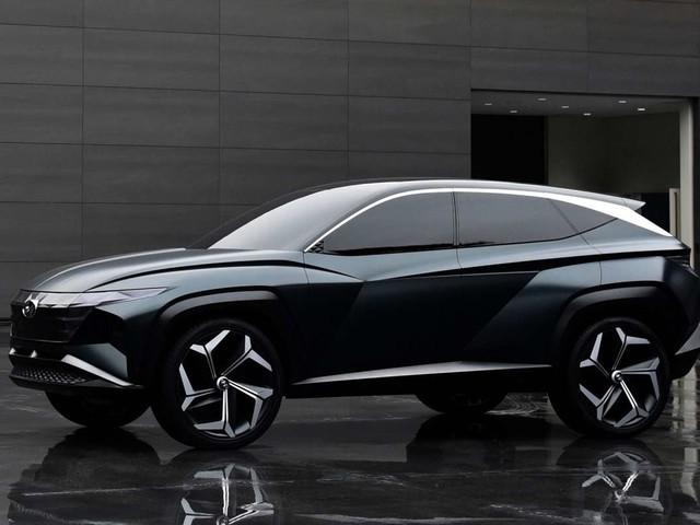 Hyundai Vision T (2019) : futur Tucson ?