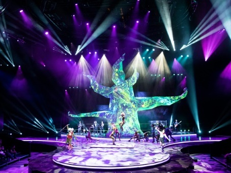 """""""Le Monde de Jalèya"""", premier spectacle du Cirque de Paname mêlant arts et technologies dernier cri"""