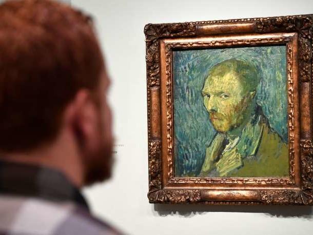 Un autoportrait de Van Gogh, seule œuvre peinte pendant qu'il souffrait de psychose, a été authentifié