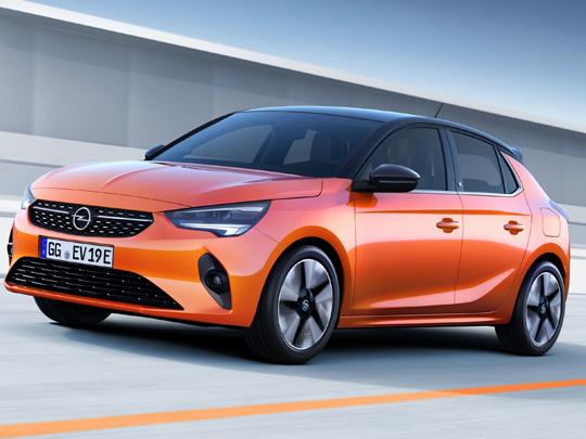 """Opel Corsa-e : la cousine """"germaine"""" aussi en version 100 % électrique"""