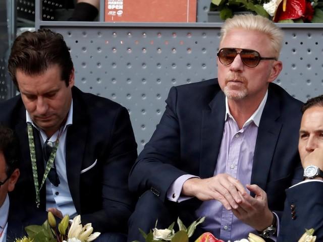 Endetté, la vente aux enchères de Becker lui rapporte 765 000 euros