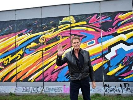 La chute du mur de Berlin en musique
