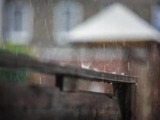 Après le beau temps, retour de la pluie