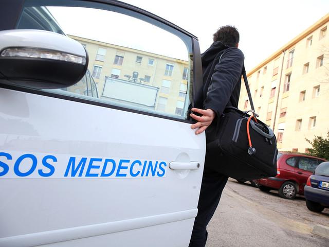 En zone sensible, la sécurité des médecins reste un défi