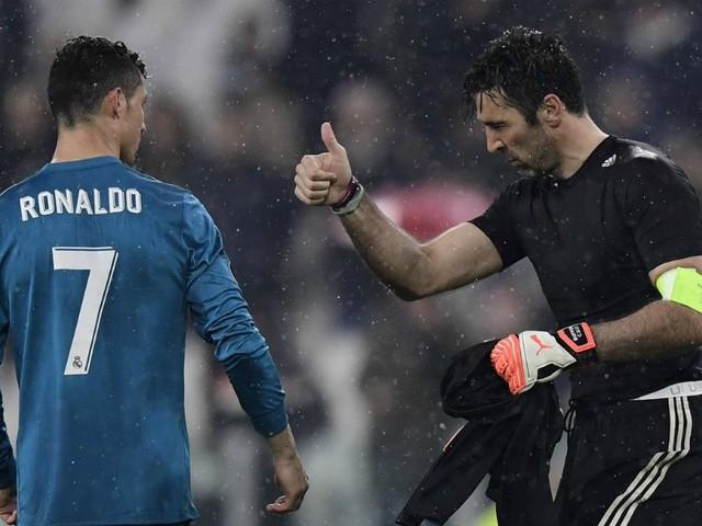 Juventus: La savoureuse anecdote de Buffon sur Ronaldo