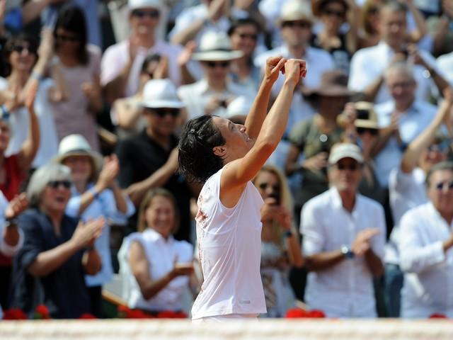 Scan Sport - Francesca Schiavone a «gagné son combat» face au cancer