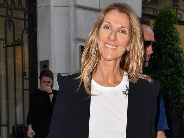 PHOTOS Céline Dion sans maquillage et en jean troué à Paris : splendide au naturel