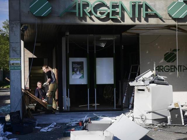Argenta remet en service la moitié de ses distributeurs automatiques presque un mois après leur fermeture à cause d'attaques à l'explosif