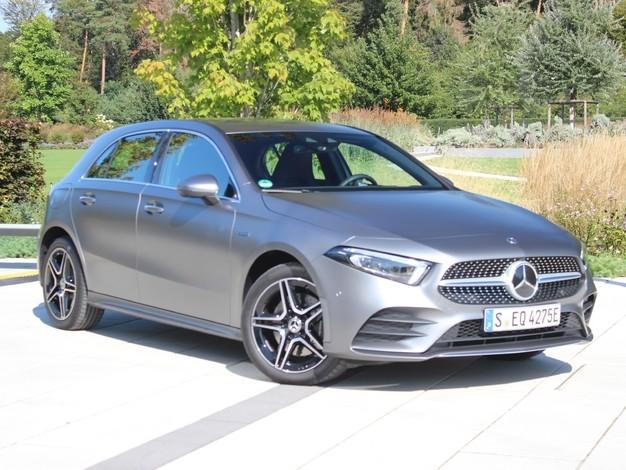Prise en mains - Mercedes Classe A 250e : que vaut la première Classe A hybride?