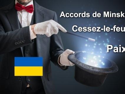 Sabotage des négociations sur le Donbass - La technique de l'illusionniste