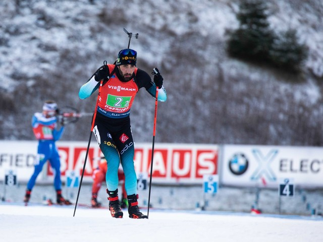 Coupe du monde biathlon mass start H / Oberhof : cocorico Fourcade décroche la victoire finale