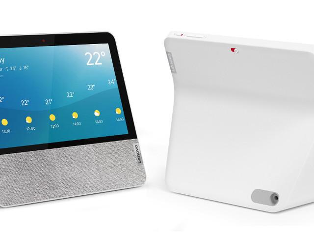 L'écran / enceinte connecté Smart Display 7 de Lenovo à 90 €