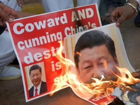 Renforts indiens dans la zone du choc meurtrier avec la Chine
