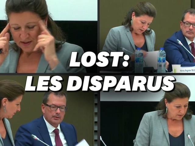 Commission d'enquête Covid-19: Agnès Buzyn a passé beaucoup de temps à chercher ses notes