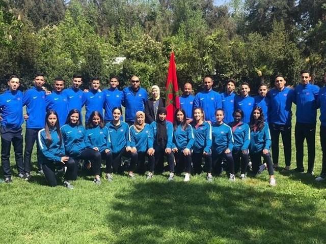 Chili: Le Maroc rafle 10 médailles aux Mondiaux de Karaté des jeunes