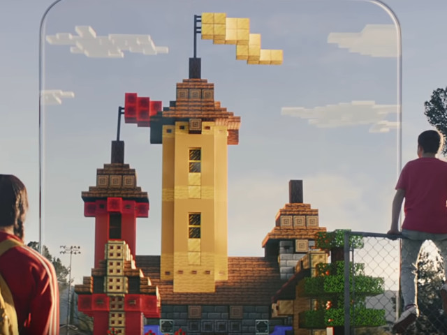 Minecraft Earth est désormais disponible en France