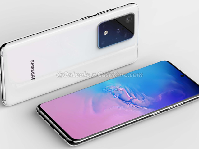 Samsung : le Galaxy S11 et le Galaxy Fold 2 auraient bien un zoom optique x5