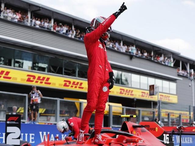 Le joli message de Charles Leclerc en mémoire de Jules Bianchi