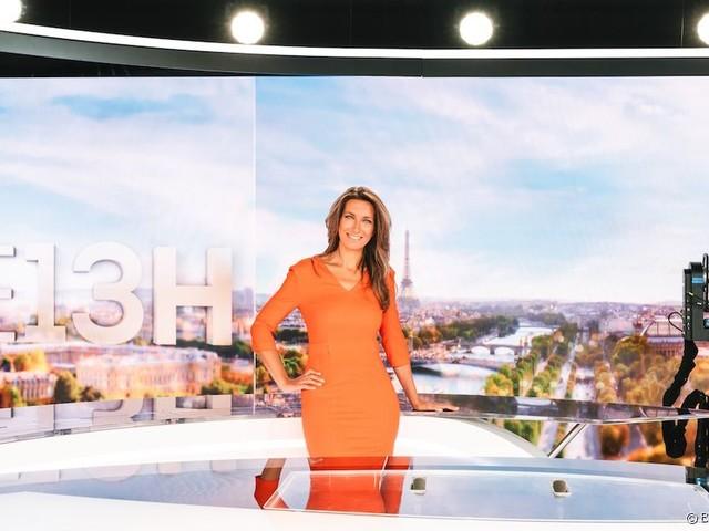 """Audiences dimanche : Anne-Claire Coudray domine l'info, """"Téléfoot"""" au plus bas, le """"CFC"""" en hausse"""