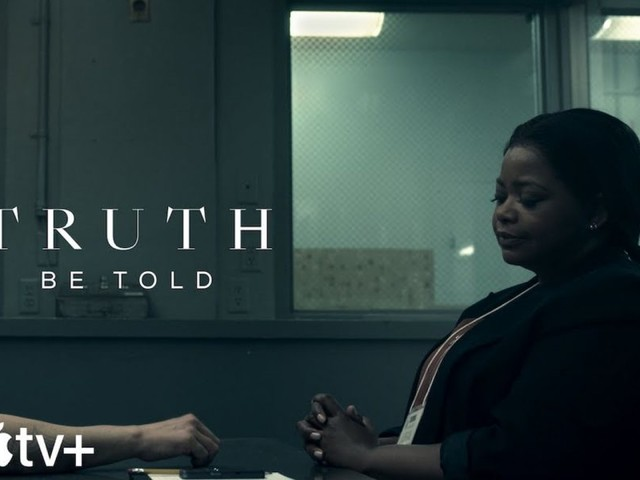 Truth Be Told (Apple TV+): premier trailer pour la série avec Octavia Spencer en vedette