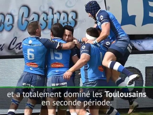 Rugby - Top 14 - Top 14 : L'essentiel à retenir de la 23e journée