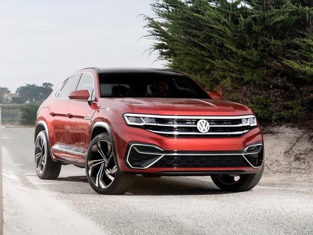 Le Volkswagen Atlas Cross Sport 2020 dévoilé cette semaine
