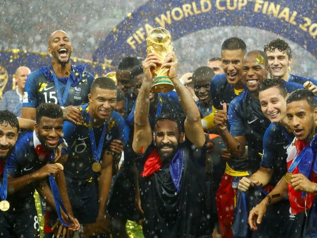 Classement Fifa: La France toujours 2e