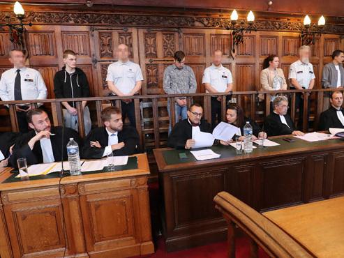 Dernier jour du procès Valentin: les 5 condamnés ont parlé une ultime fois avant la délibération sur leurs peines