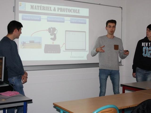 Rodez. Deux élèves de terminale S en apesanteur dans l'airbus A310