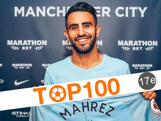 Top 100 des joueurs africains de l'histoire: 17e - Riyad Mahrez