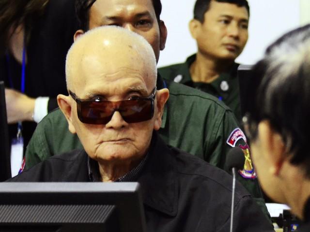 Nuon Chea, l'idéologue des Khmers rouges, est mort