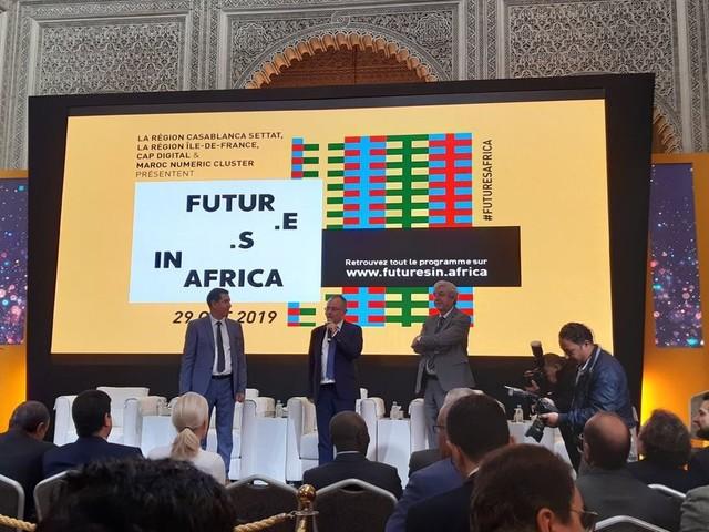 """Futur.e.s in Africa: """"L'innovation digitale doit être au service du développement des territoires"""" (ENTRETIEN)"""