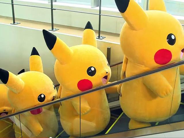 Pokémon Go : 2 millions de joueurs au Pikachu Outbreak du Japon