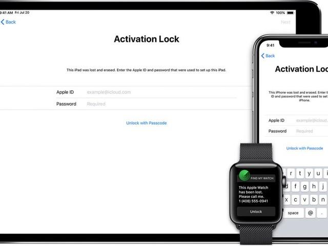 Comment retirer un appareil du compte iCloud de son ancien propriétaire