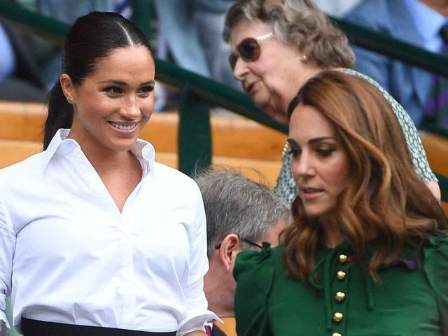 Meghan Markle aurait tout manigancé par jalousie de Kate Middleton !