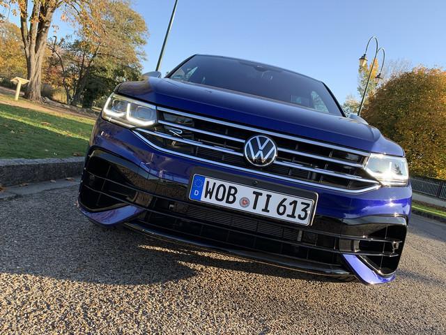 Essai Volkswagen Tiguan R, le plus puissant de tous les temps !