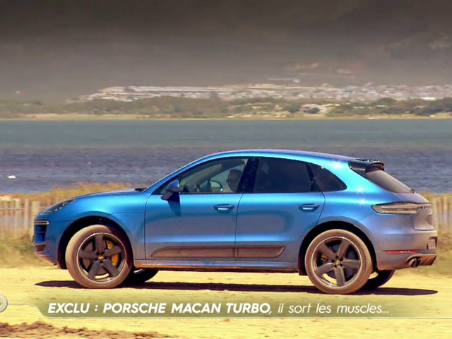 Porsche Macan Turbo, il sort les muscles - Extrait TURBO du 17/11/2019