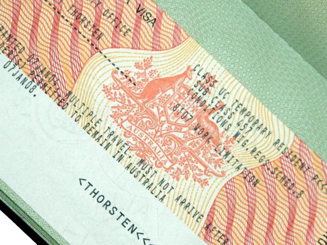 Australie : le visa 457 (sponsorship) disparaît