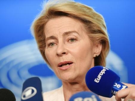 Les promesses de von der Leyen à l'Europe