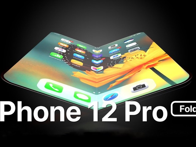 Vidéo: un concept d'iPhone 12 Pro pliable