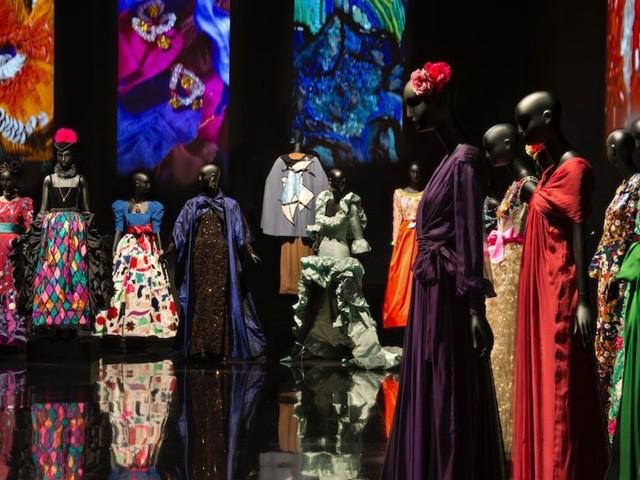 La mode et l'art, coeur battant du musée Yves Saint Laurent Marrakech