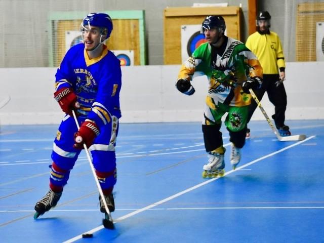 Cherbourg : une section unique en France à la rentrée prochaine... le roller-hockey !